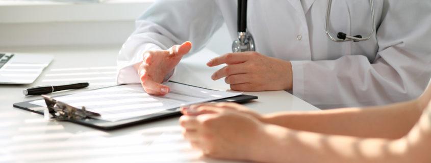 varicose vein ablation - consultation